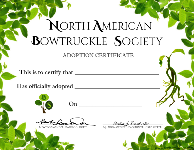 NA_BowtruckleAdoptionCertificate